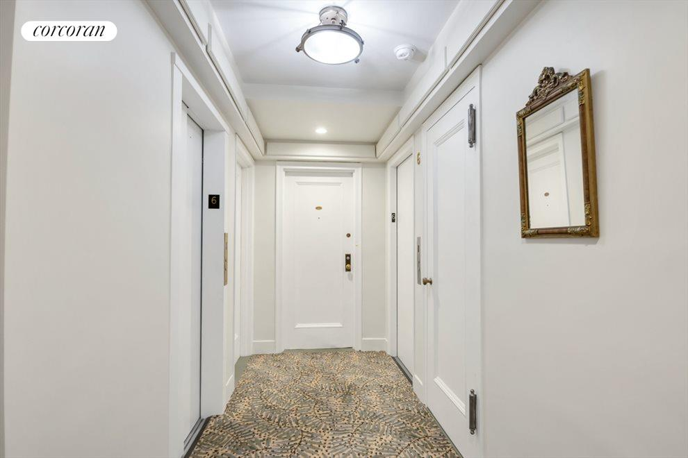 New York City Real Estate | View 333 East 43rd Street, #801 | New Hallways