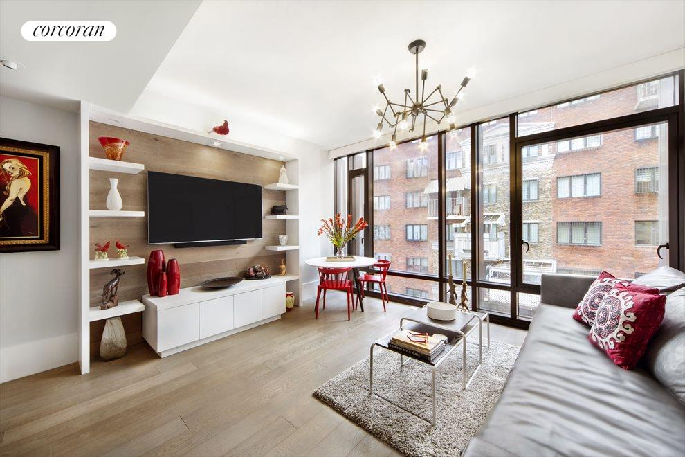 New York City Real Estate | View 429 Kent Avenue, #612 | 2 Beds, 2 Baths