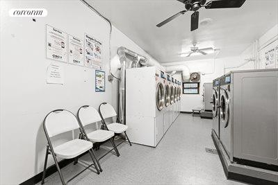 New York City Real Estate | View 41-31 51st Street, #5L | Laundry Room