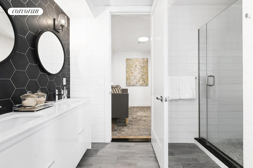 New York City Real Estate | View 202 North 8th Street | Spa-like bathroom