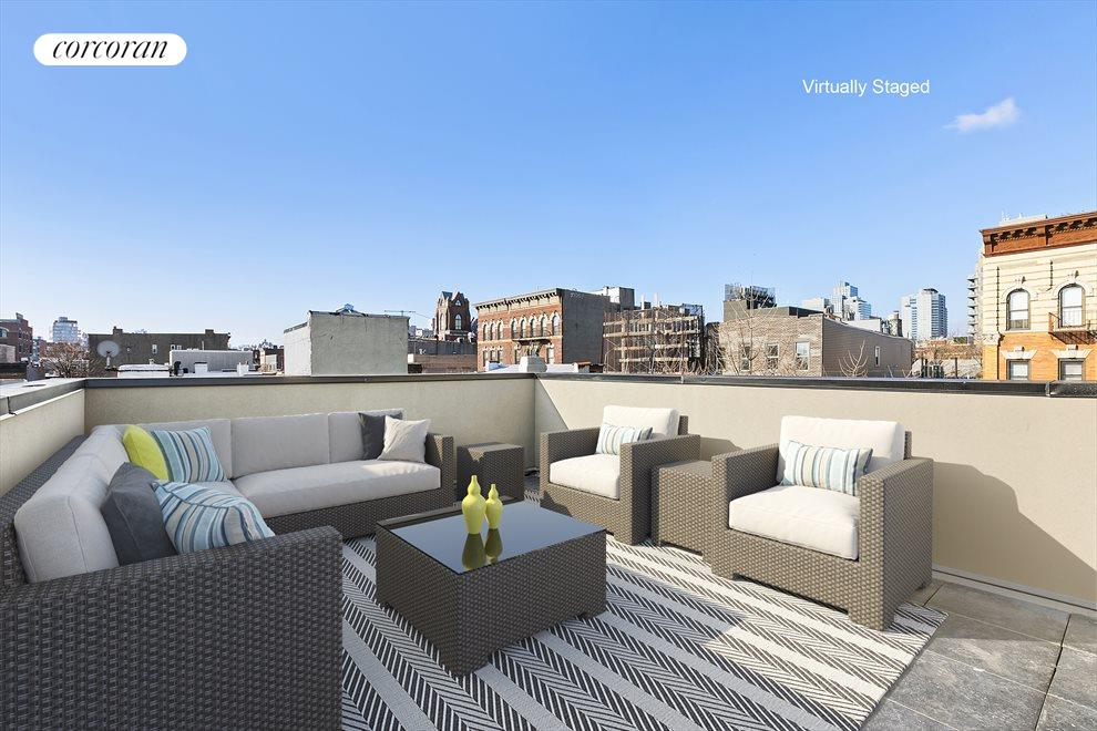 New York City Real Estate | View 202 North 8th Street | AMAZING ROOF DECK!