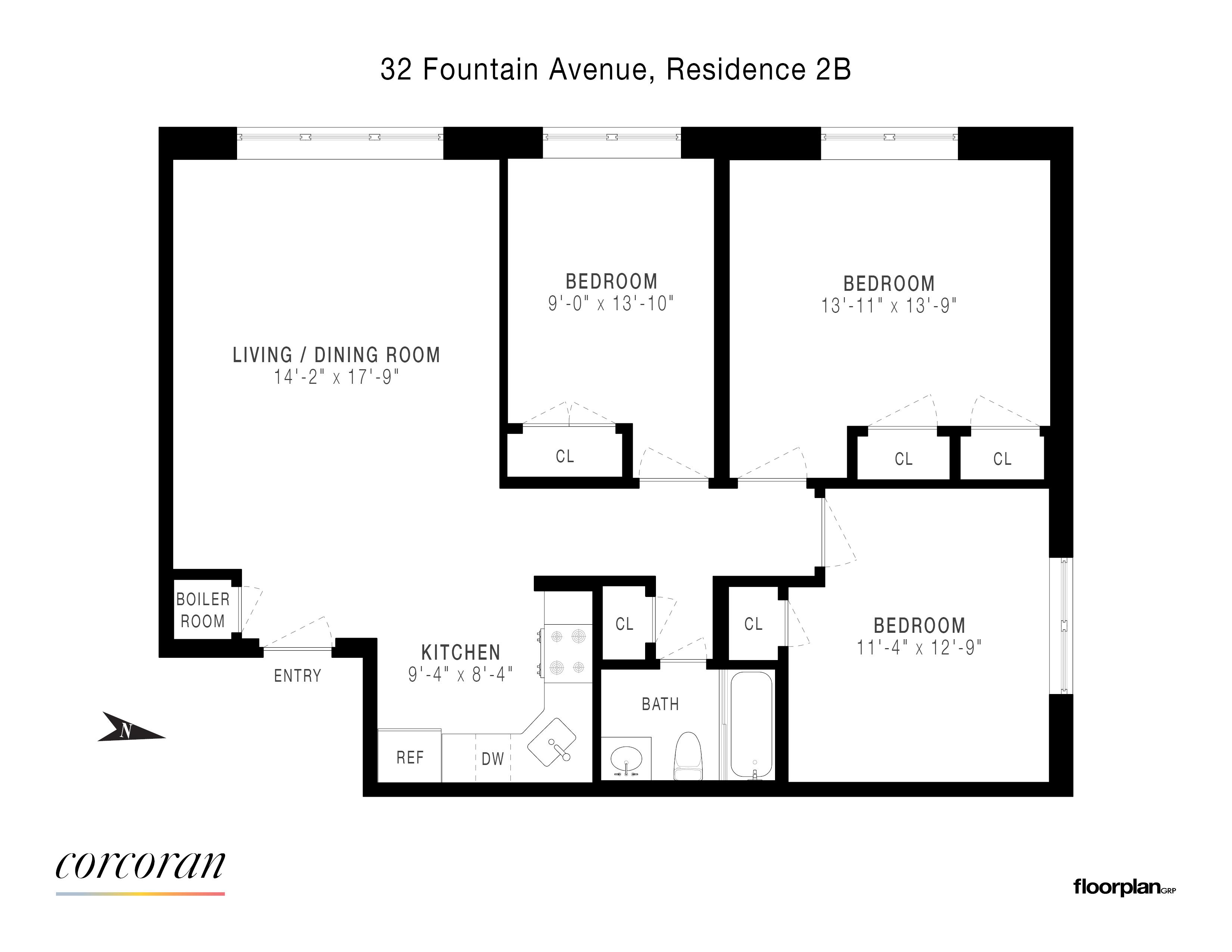 32 Fountain Avenue East New York Brooklyn NY 11208