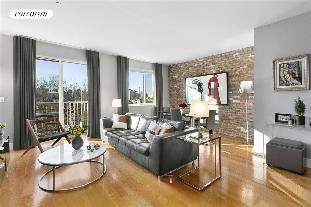Ultra-hip living room