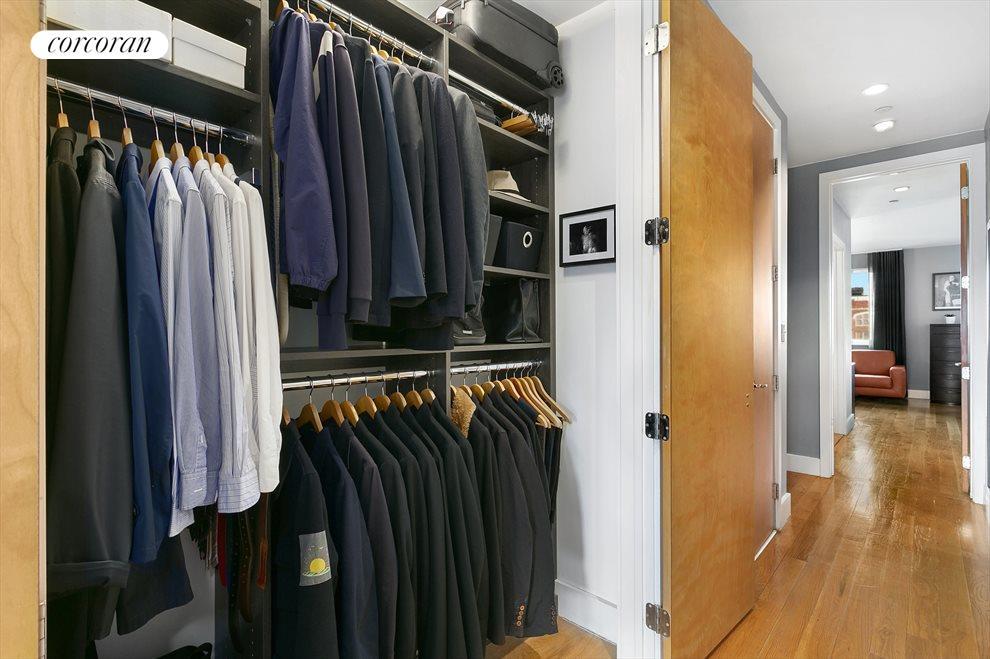 Custom California closets