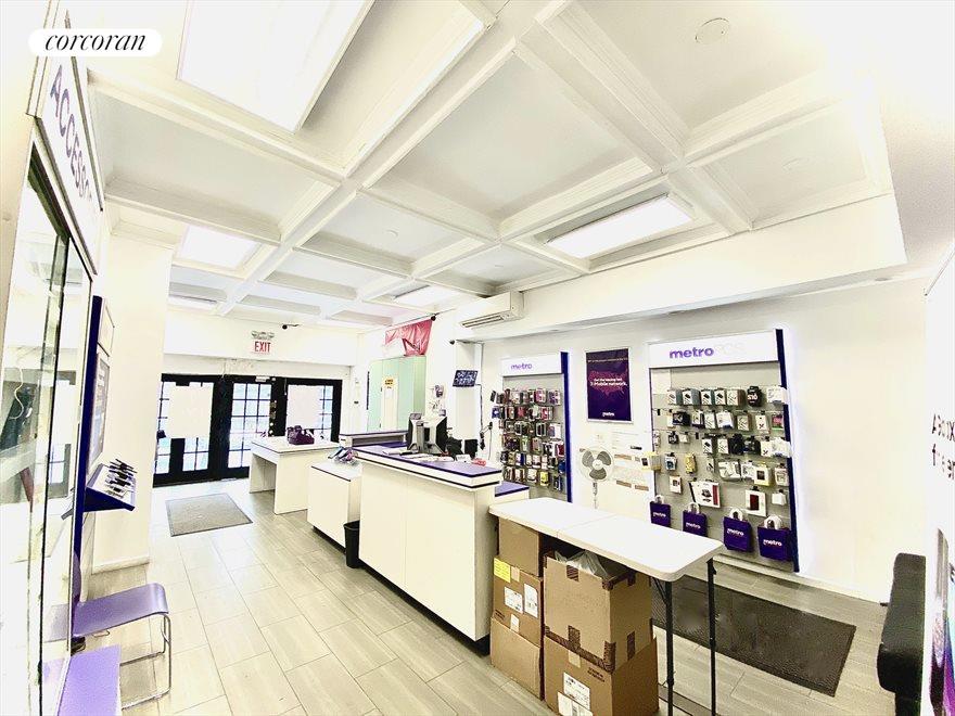 First Floor Store