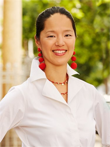 Jennifer Ting-Chen, a top realtor in New York City for Corcoran, a real estate firm in East Side.