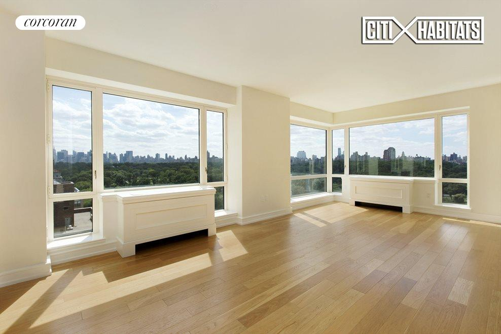 New York City Real Estate | View 1280 Fifth Avenue, #17B | 3 Beds, 3 Baths