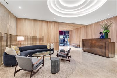New York City Real Estate | View 30 East 62nd Street, #2H | Stylishly renovated lobby and hallways