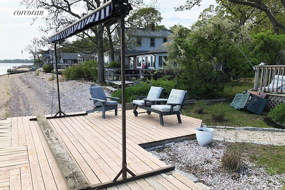 Waterside Deck