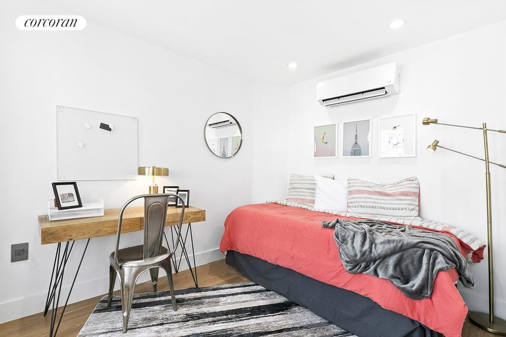 Penthouse bedroom!