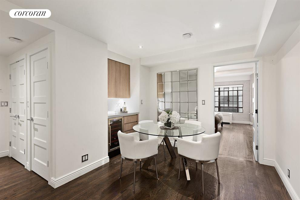 New York City Real Estate | View 10 Park Avenue, #3AB | Dining Room