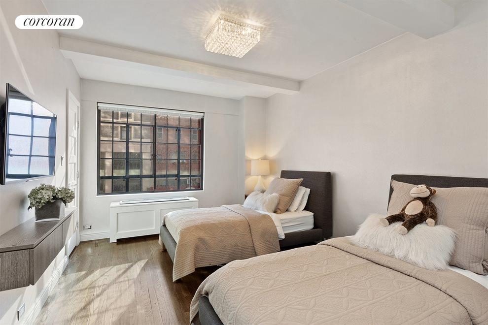 New York City Real Estate | View 10 Park Avenue, #3AB | 2nd Bedroom