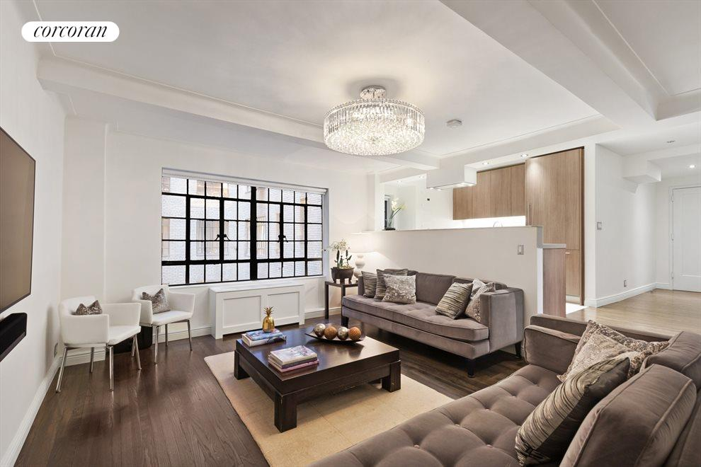 New York City Real Estate | View 10 Park Avenue, #3AB | 2 Beds, 2 Baths