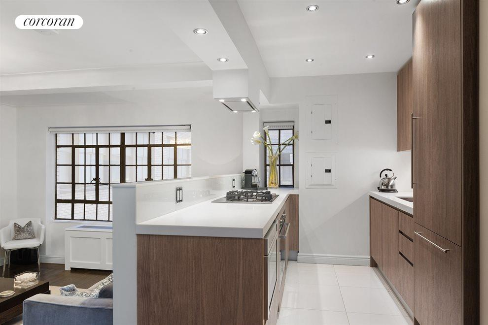 New York City Real Estate | View 10 Park Avenue, #3AB | Kitchen