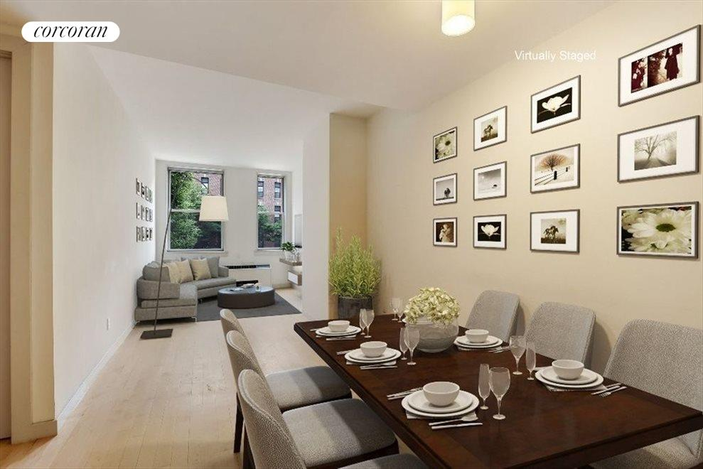 New York City Real Estate | View 100 Atlantic Avenue, #4G | 1 Bed, 1 Bath