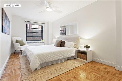 New York City Real Estate | View 325 Clinton Avenue, #2A | King Size!
