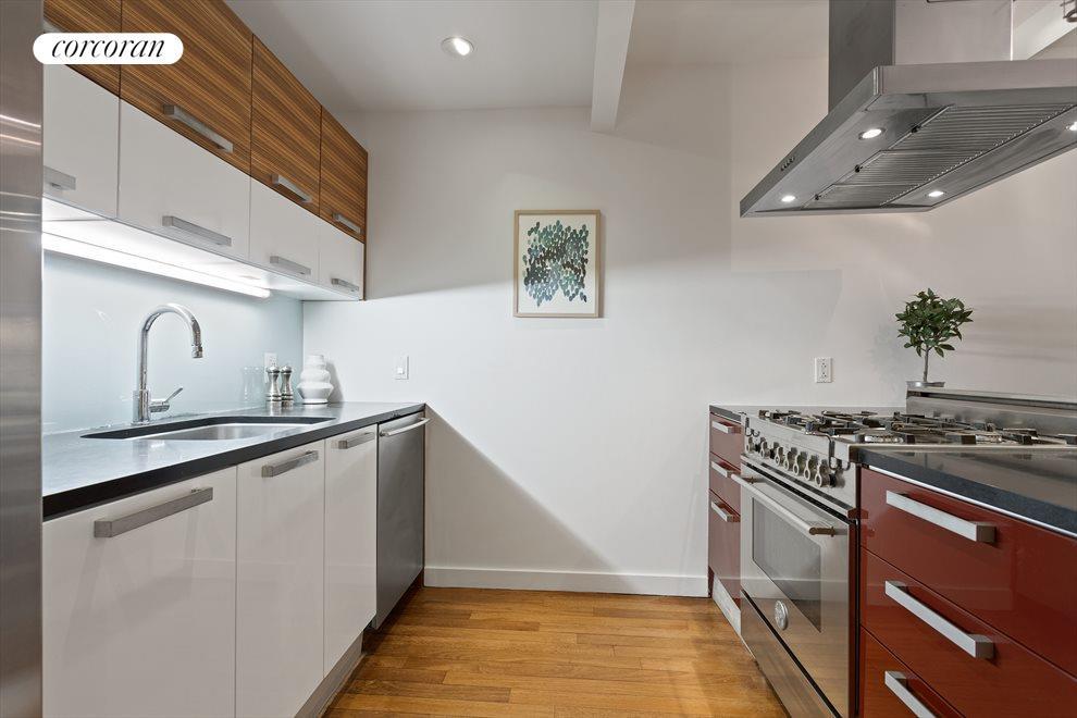 Ample Storage & High-End Appliances Grace Kitchen