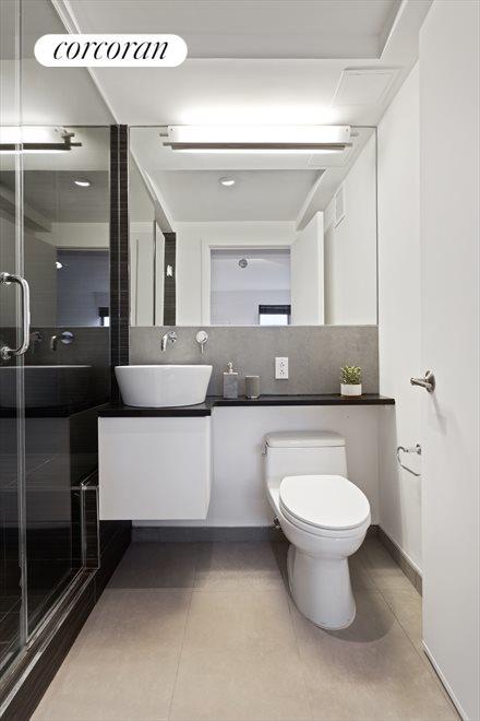 En Suite Master Bath with Spa Like Shower