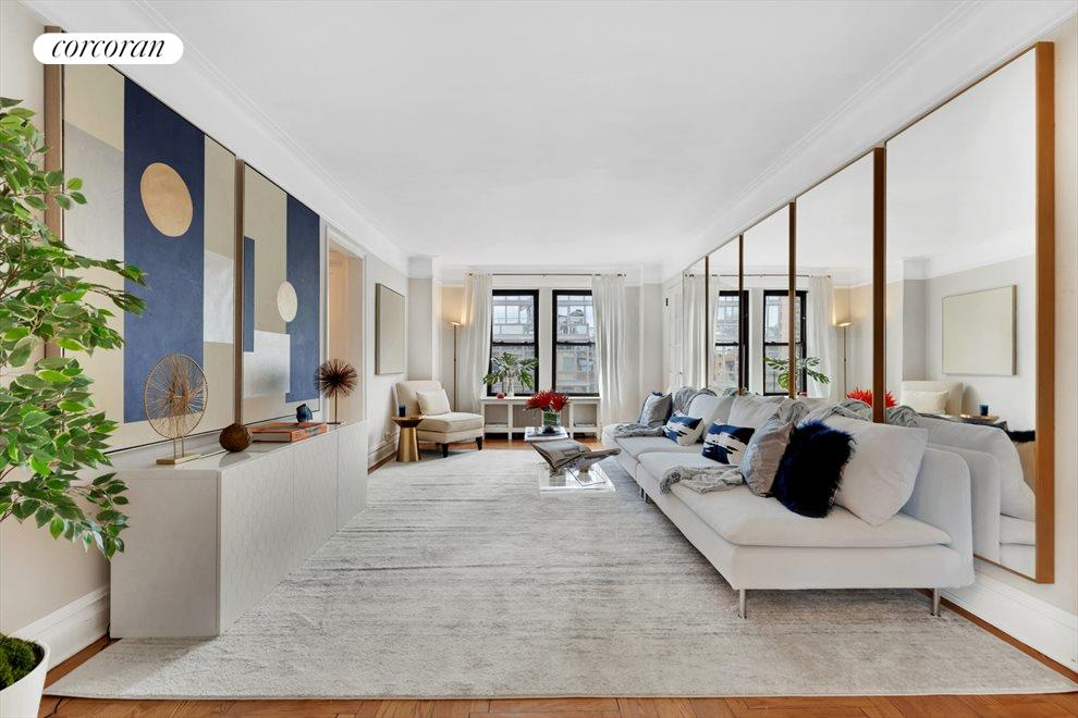 New York City Real Estate | View 230 West End Avenue, #17EF | 2 Beds, 2 Baths