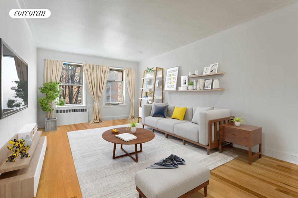 New York City Real Estate | View 35-24 72nd Street, #2D | 1 Bed, 1 Bath