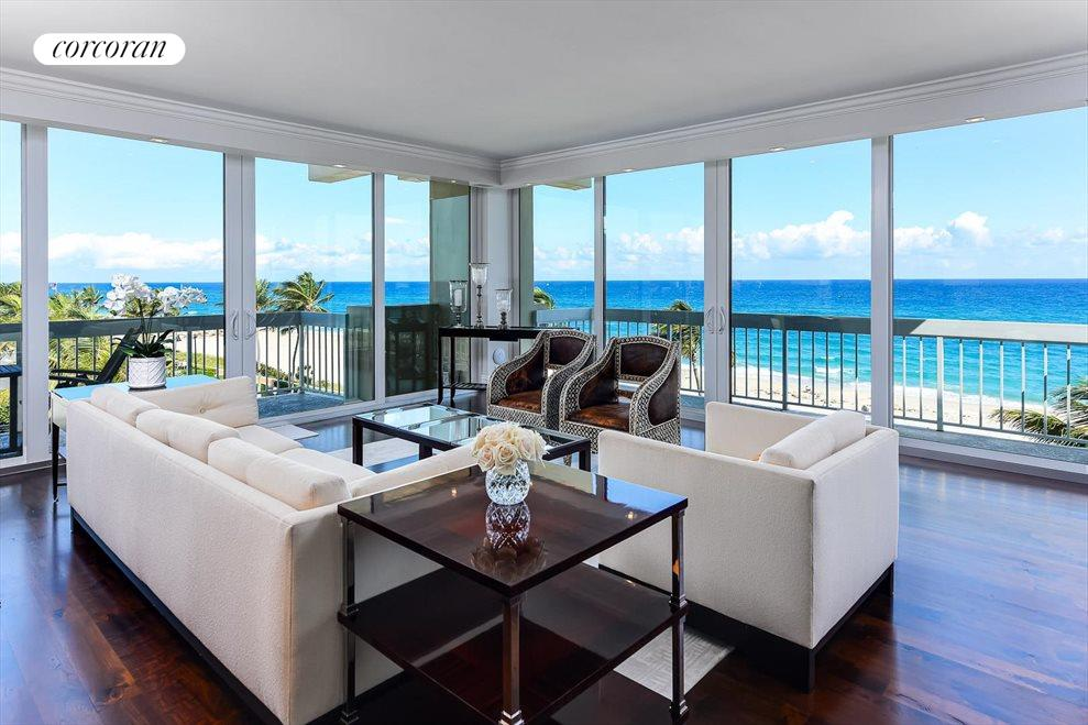 South Florida Real Estate | View 330 S Ocean Blvd, 5D | 3 Beds, 3.5 Baths
