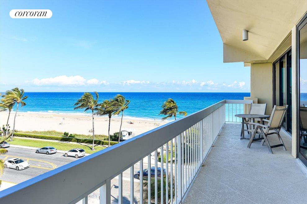 South Florida Real Estate | View 330 S Ocean Blvd, 5D | room 9