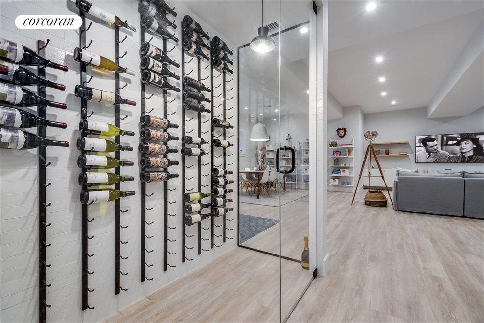 Ample Wine Storage