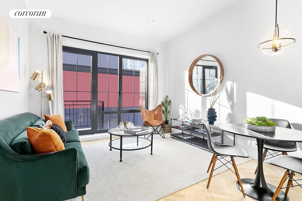 New York City Real Estate | View 182 Concord Street, #3B | 1 Bed, 1 Bath