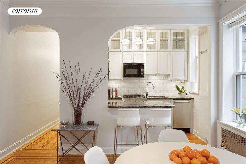 New York City Real Estate | View 231 Park Place, #23 | 2 Beds, 1 Bath