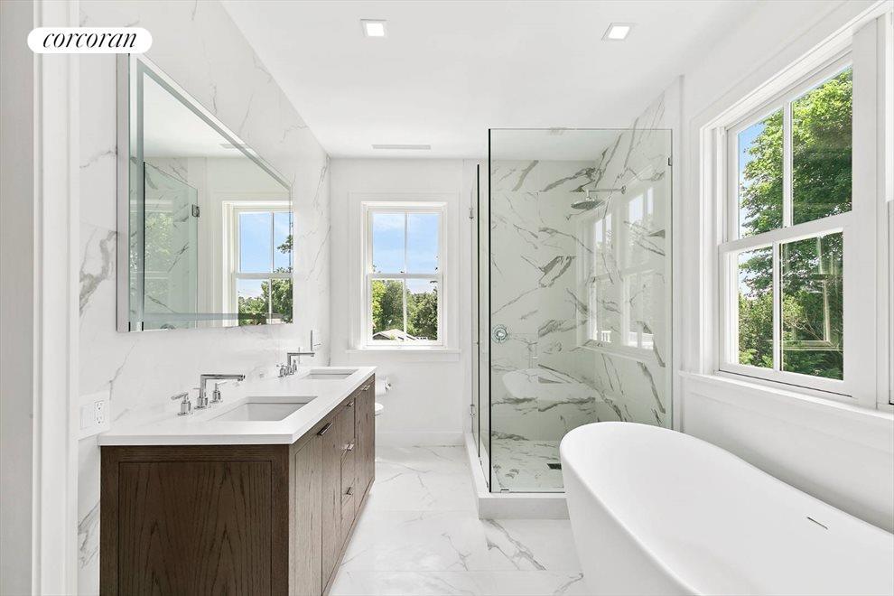 J Master Suite Bath