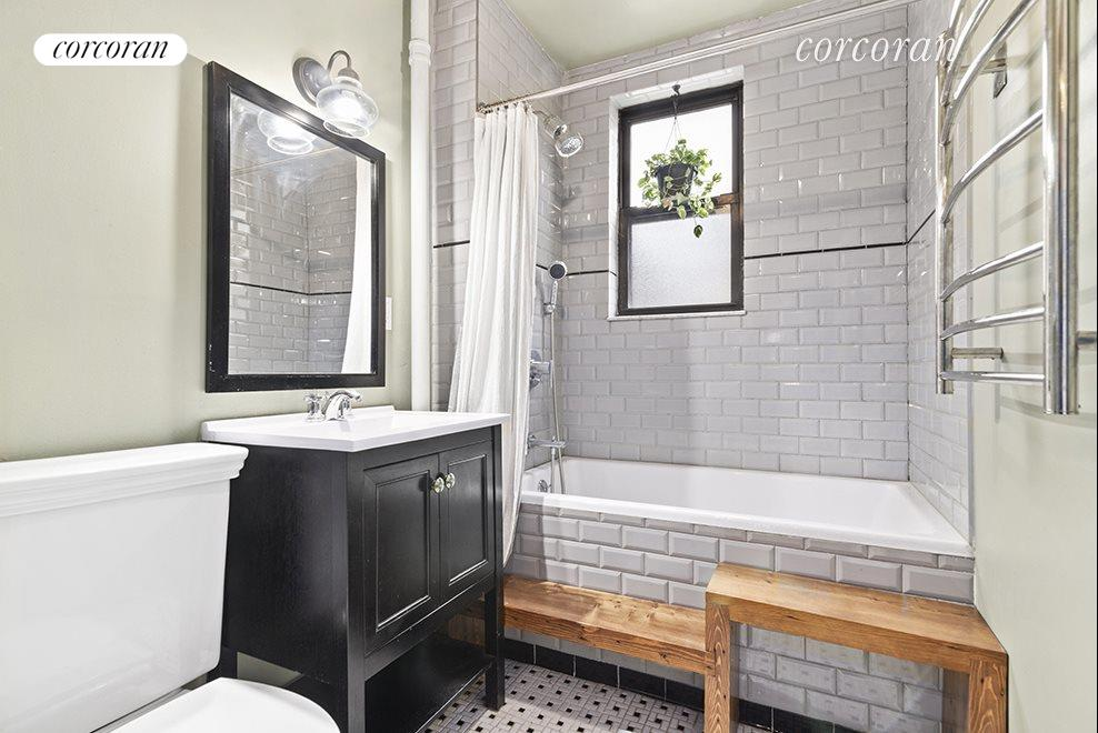 Gut renovated with deep soaking tub