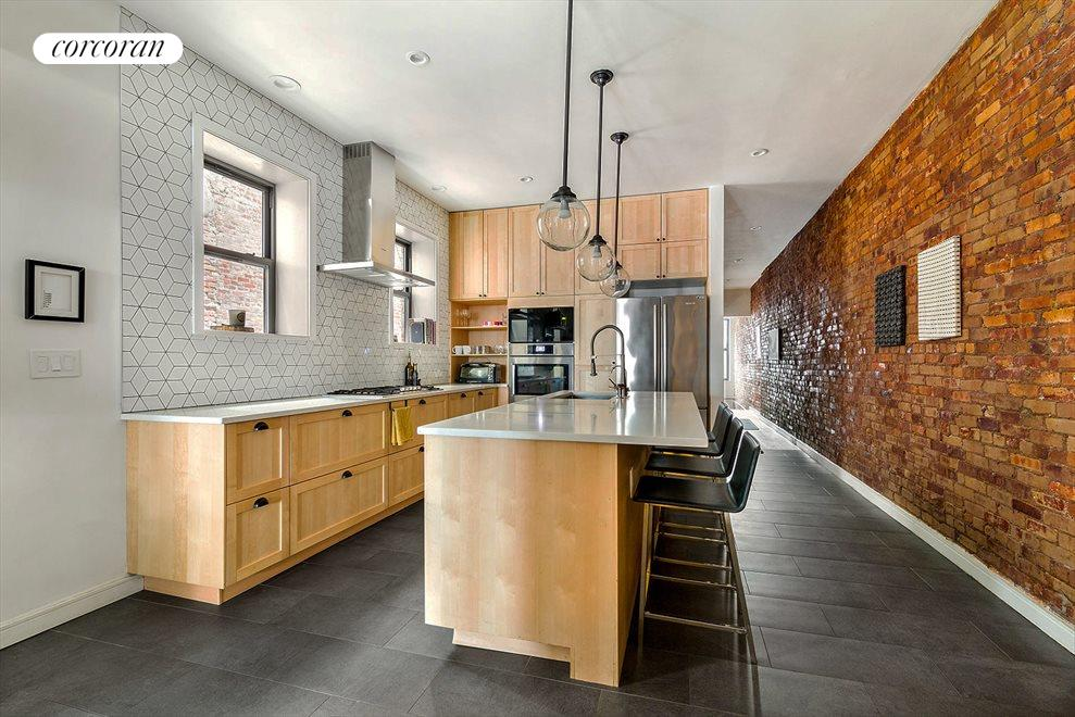 New York City Real Estate | View 176 Sterling Place, #1L/2L | 3 Beds, 3 Baths