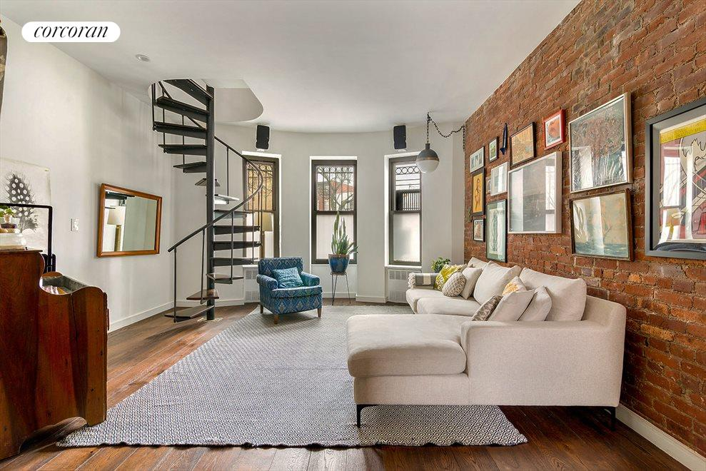 New York City Real Estate | View 176 Sterling Place, #1L/2L | room 1