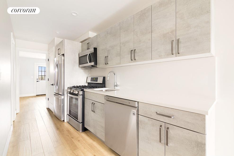 Rental Apartment Kitchen