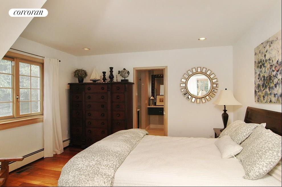Main Floor Master Bedroom Suite