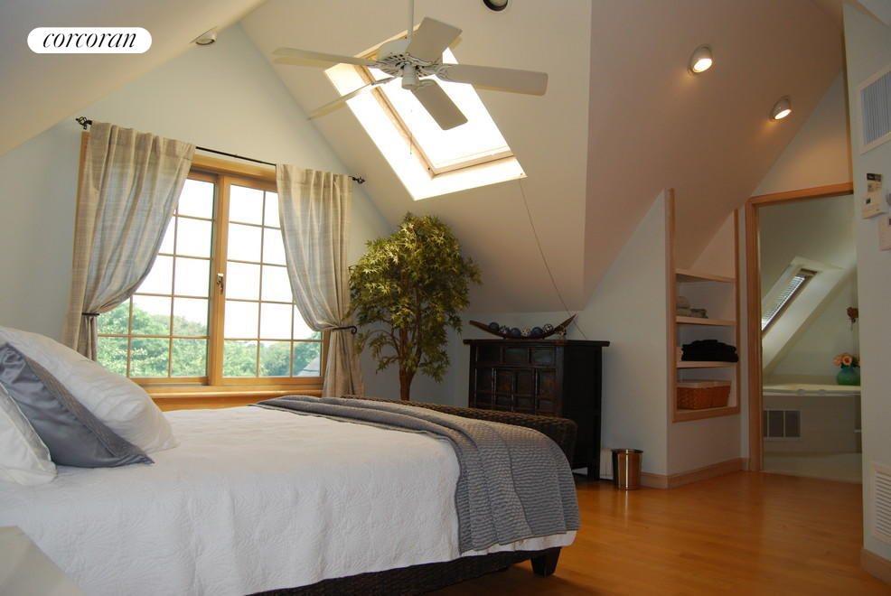 Loft Area Master Bedroom Suite