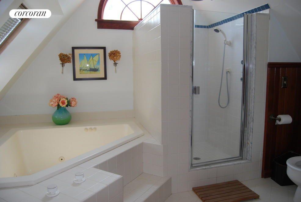 Loft Area Master Bathroom