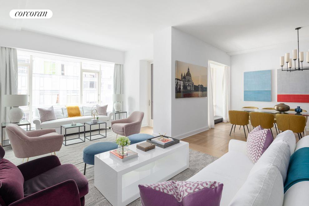 New York City Real Estate | View 1289 Lexington Avenue, #11D | 3 Beds, 3 Baths