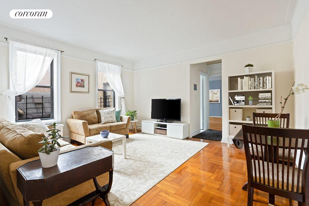 New York City Real Estate | View 80 Winthrop Street, #A3 | 1 Bed, 1 Bath