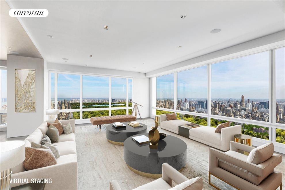 New York City Real Estate | View 1 Central Park West, #PH50A | room 1