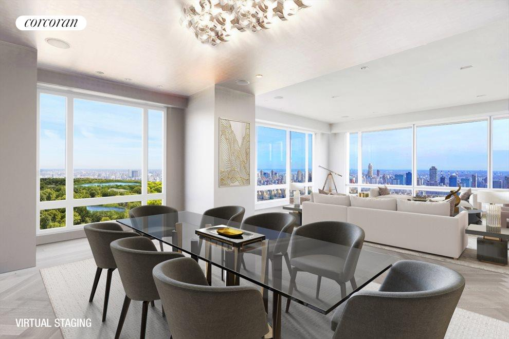 New York City Real Estate | View 1 Central Park West, #PH50A | room 2