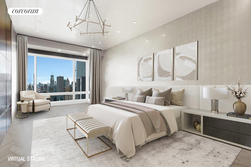 New York City Real Estate | View 1 Central Park West, #PH50A | room 3