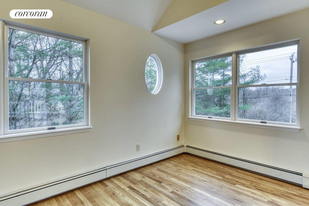 cozy nook in great room