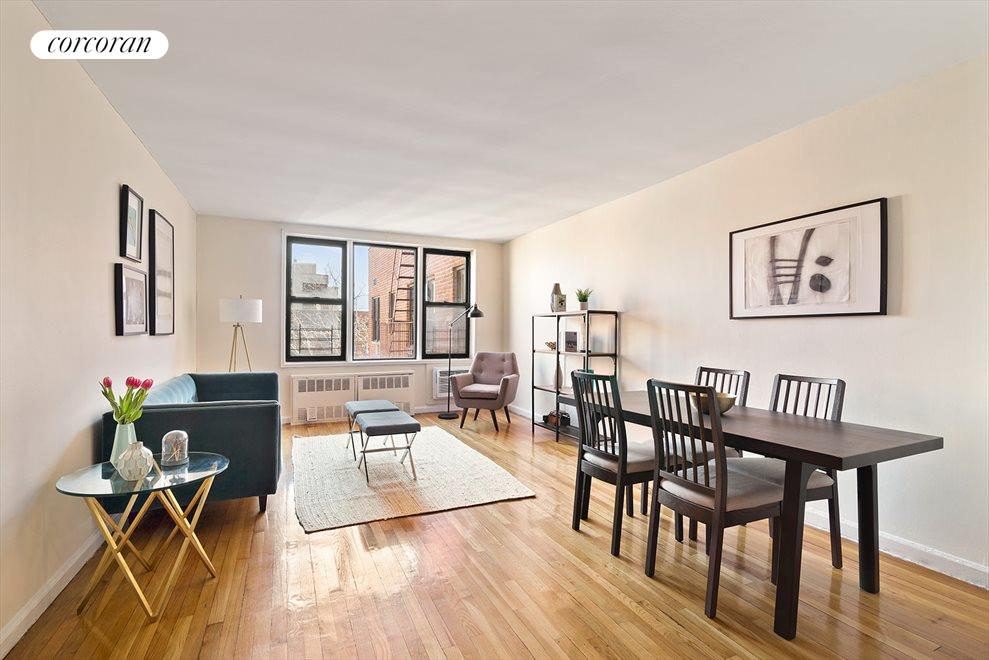 New York City Real Estate | View 330 Lenox Road, #7H | 1 Bed, 1 Bath