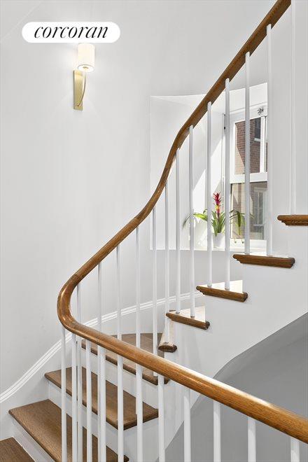 Windowed Staircase