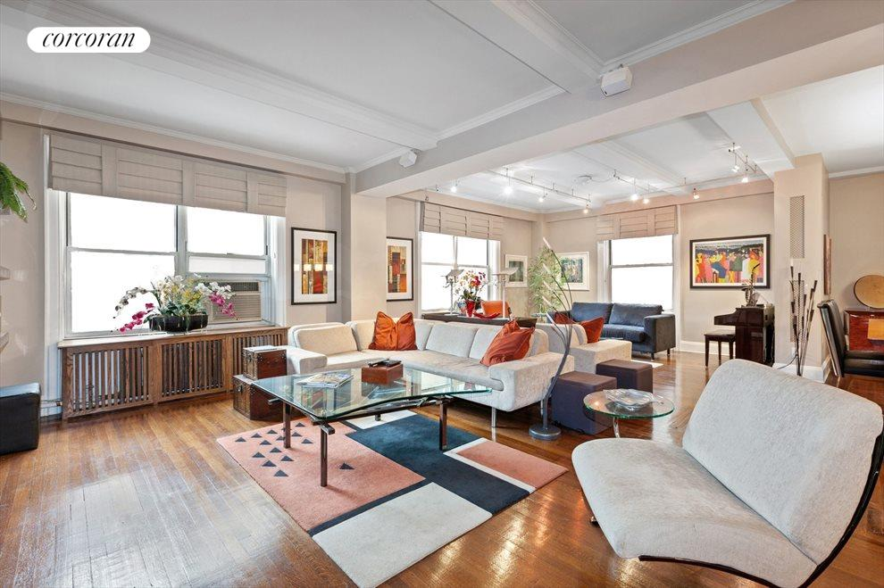 New York City Real Estate | View 138 East 36th Street, #8C | 3 Beds, 1 Bath