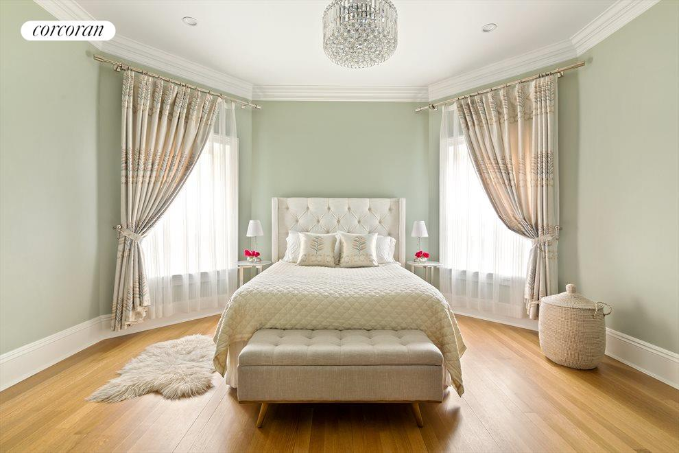New York City Real Estate | View 44 Montgomery Place | Guest Bedroom