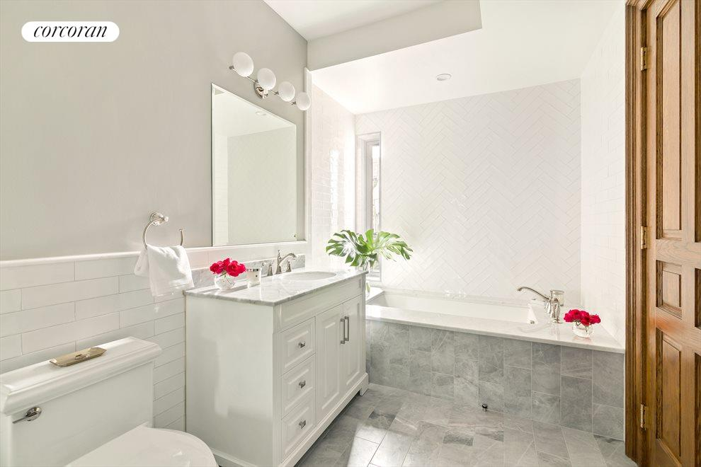 New York City Real Estate | View 44 Montgomery Place |  Bathroom