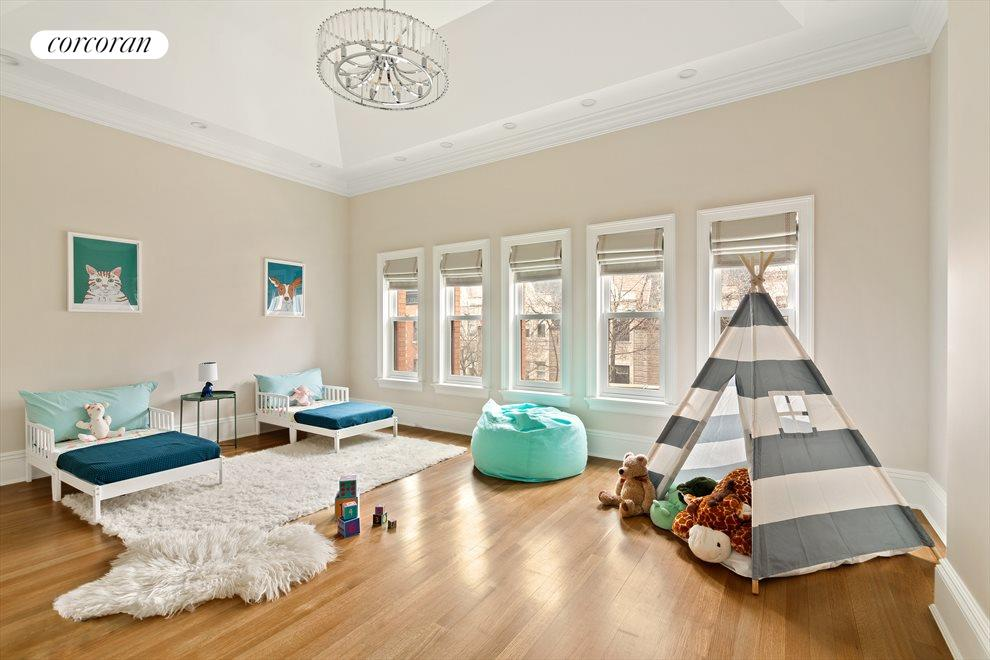 New York City Real Estate | View 44 Montgomery Place | Kids Bedroom