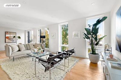 New York City Real Estate | View 334 22nd Street, #2B | 2 Beds, 2 Baths